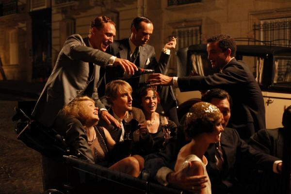 filme cu magie midnight in paris