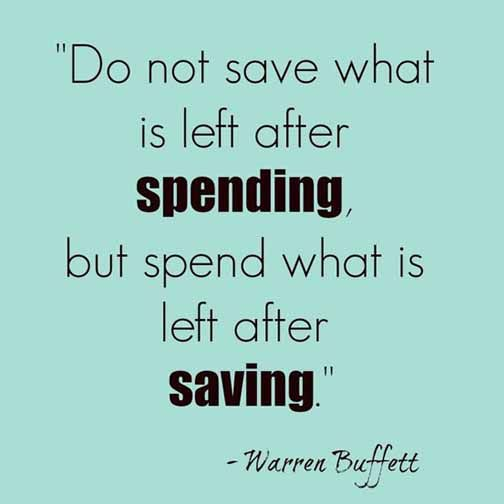 economisire investitii warren buffett sfaturi