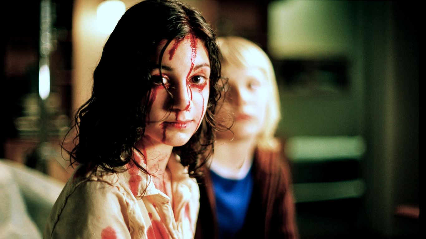 trailer let the right one in r tomas alfredson 2008 postmodern