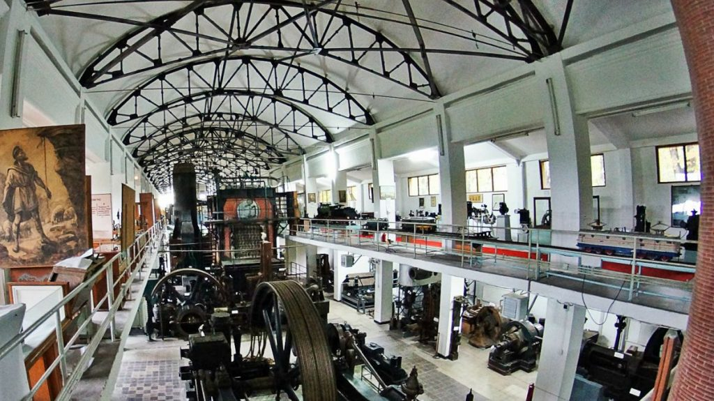 muzeul tehnic muzee bucuresti