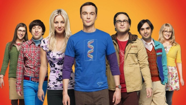 the bing bang theory seriale comedie netflix