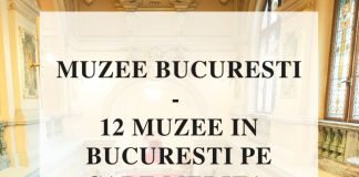 muzee bucuresti