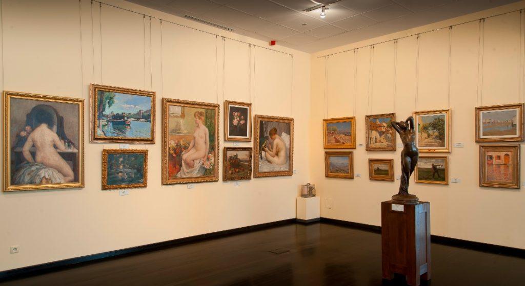muzeul colectiilor de arta muzee bucuresti