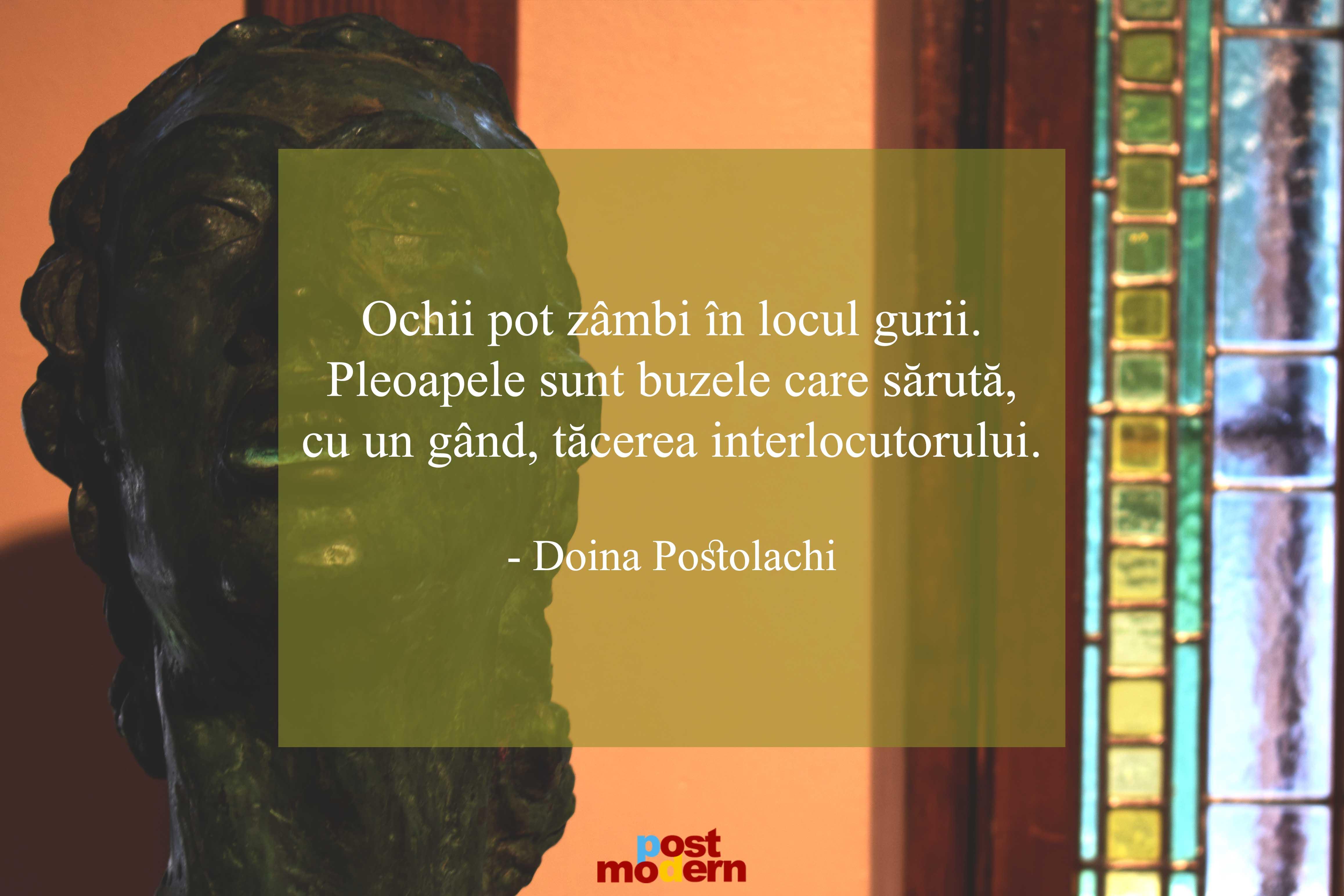 Doina Postolachi citate zambete