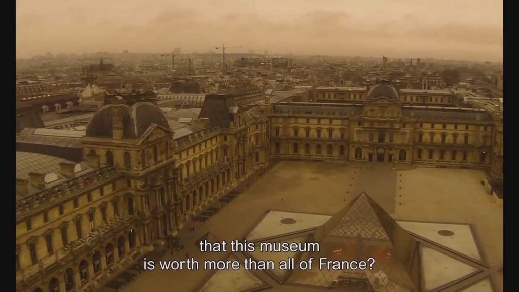 Francofonia - importanta muzeului
