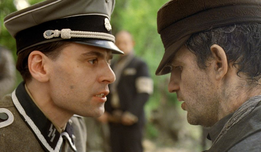 Son of Saul - soldatul