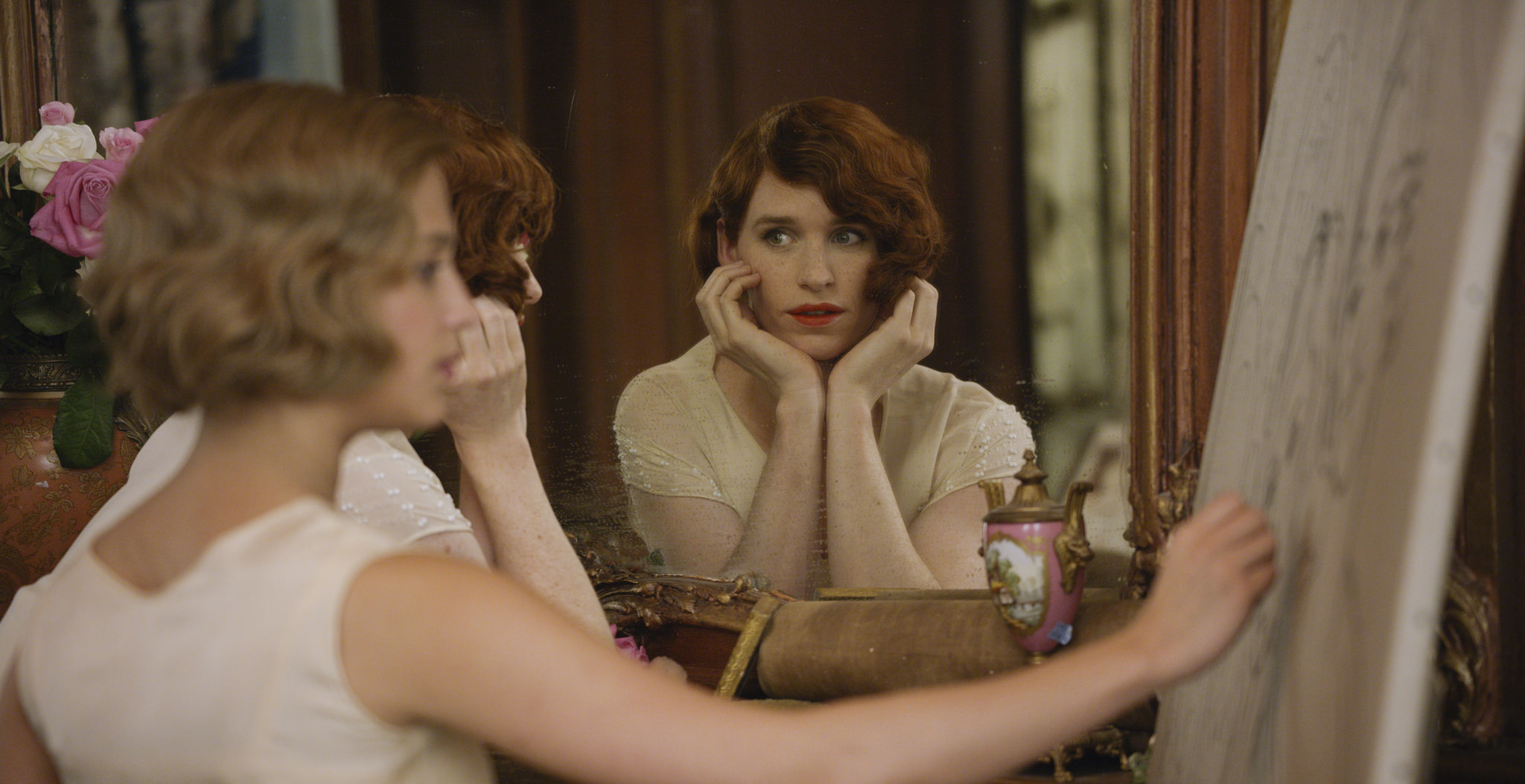 The Danish Girl - oglinda