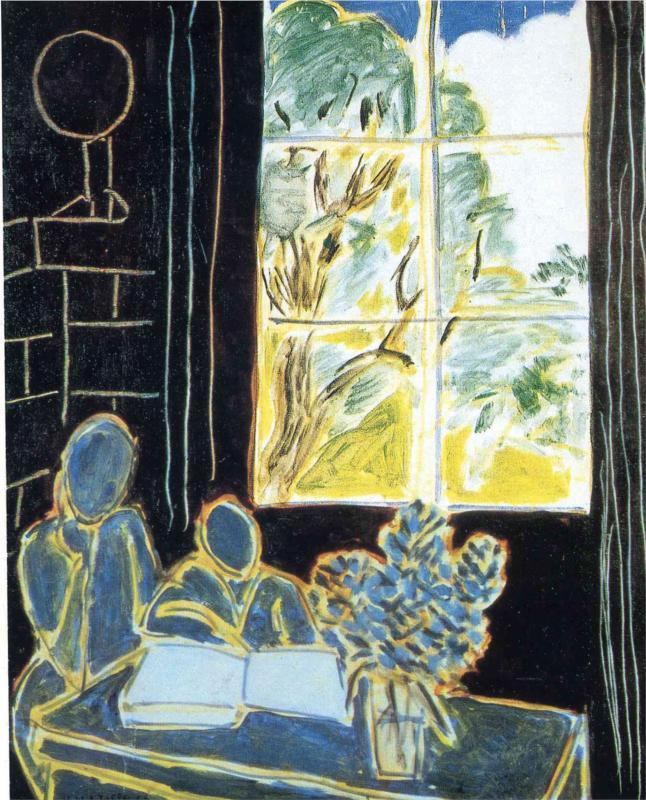 The Matisse Stoires - Le silence habite des mainsons
