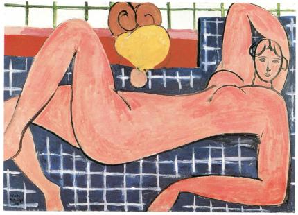 The Matisse Stories - Le nu rose