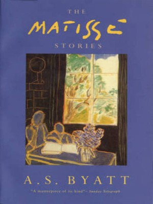 The Matisse Stories - coperta
