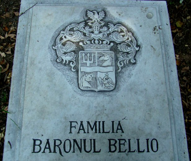 familia bellu mormant cimitirul bellu