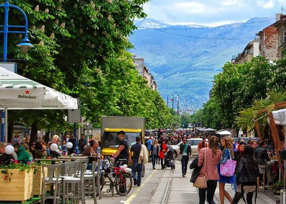 sofia bulgaria orase
