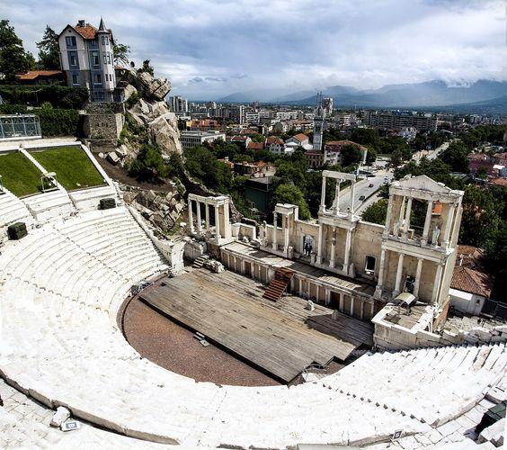 plovdiv bulgaria orase
