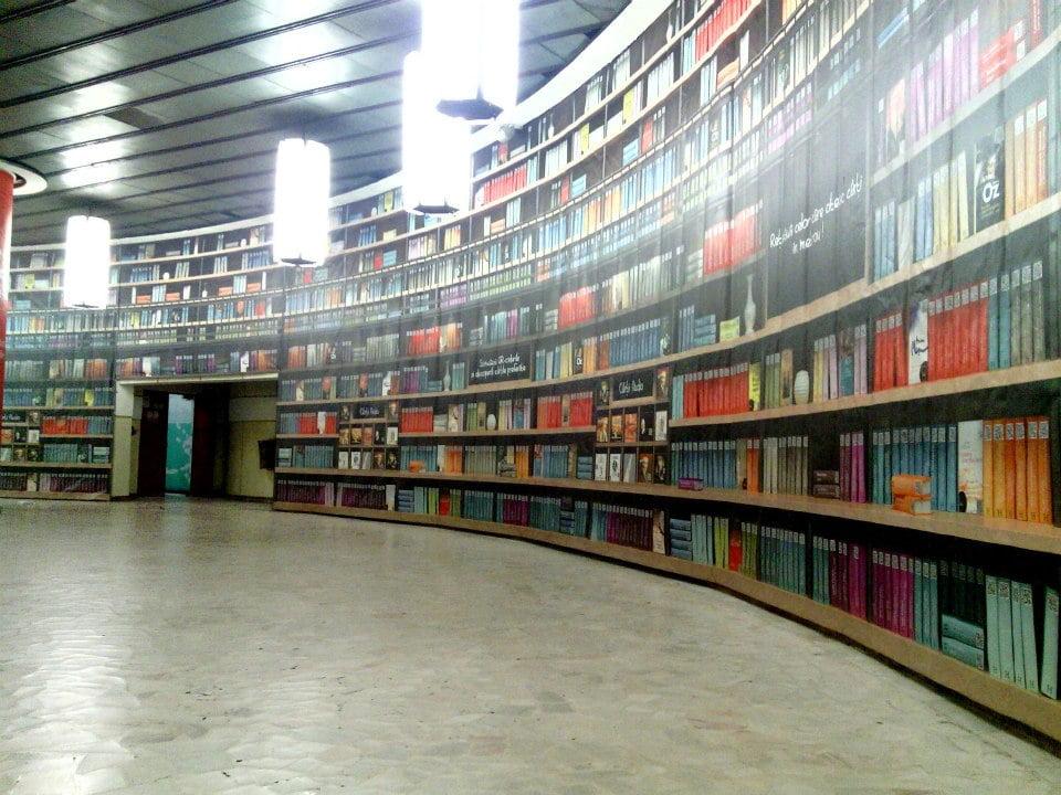 Biblioteca bucuresti