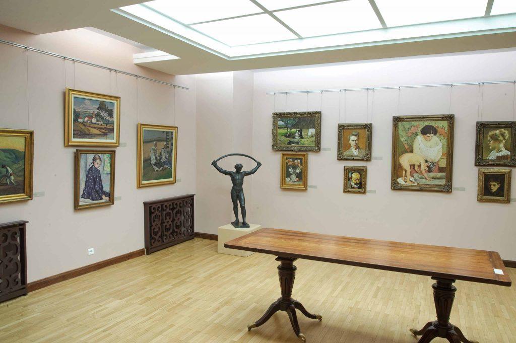 Muzeul Zambaccian obiective turistice in bucuresti