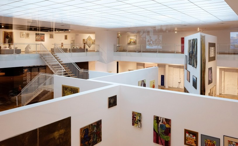 muzeul national de arta contemporana - locuri de vizitat in bucuresti