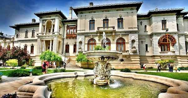locuri de vizitat in bucuresti muzeul cotroceni