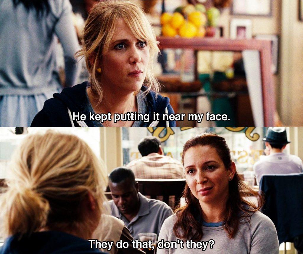 bridesmaids filme de comedie