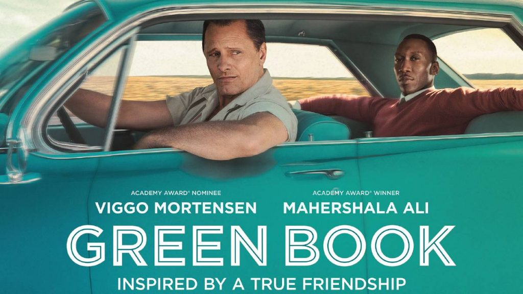 green book filme de comedie