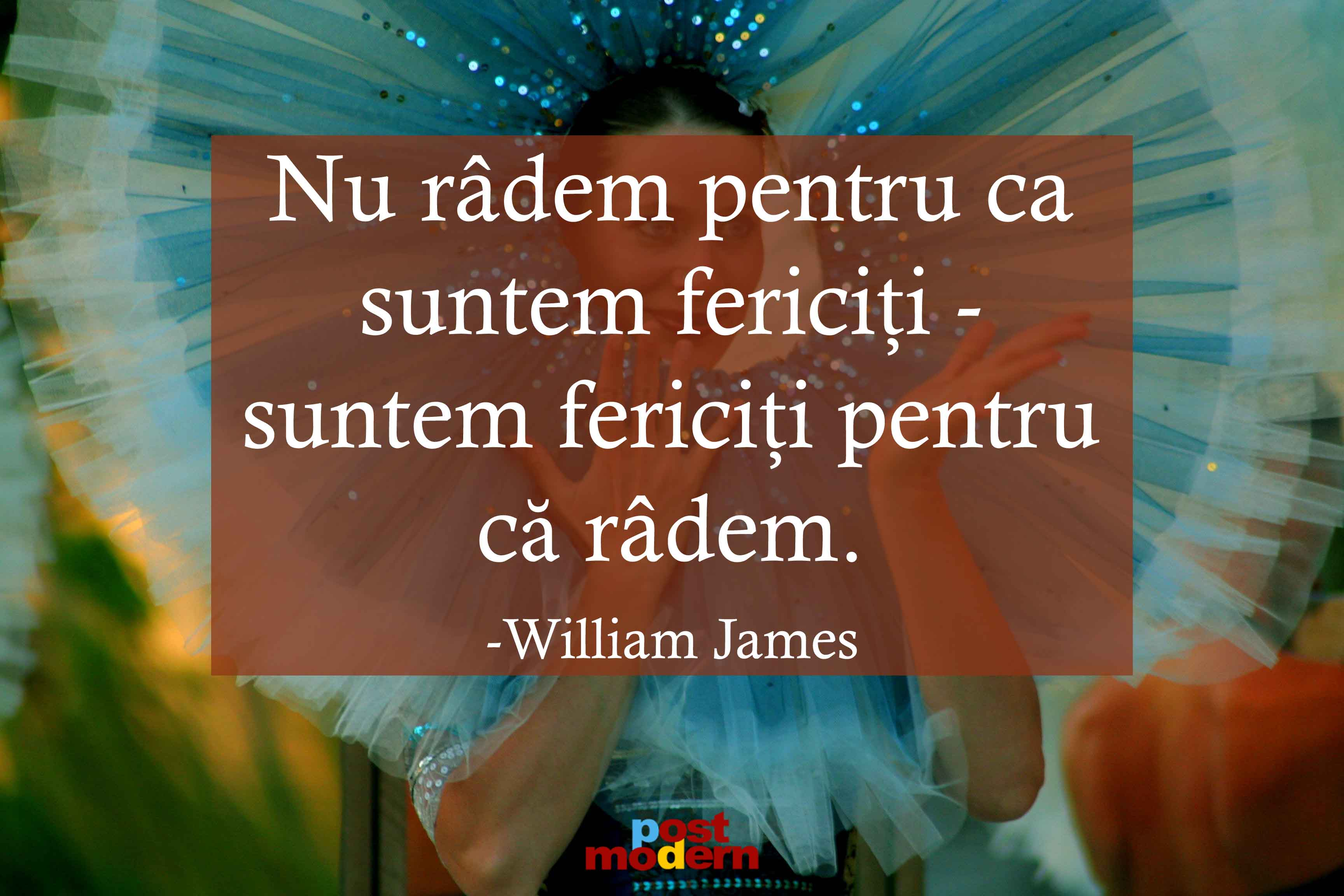 citate despre fericire William James