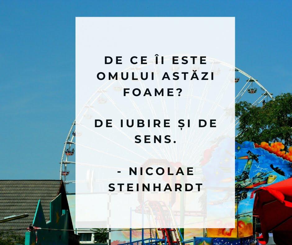 citate celebre nicolae steinhardt