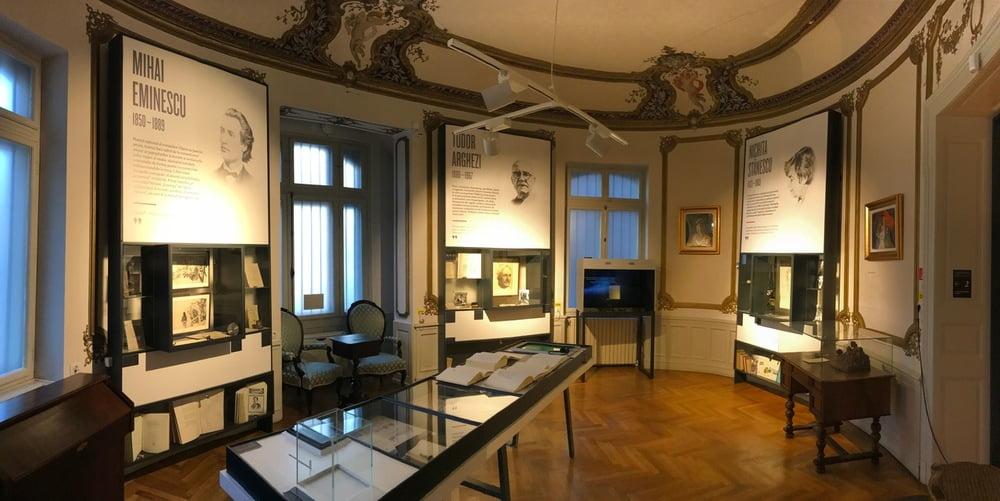 10. Muzeul National al Literaturii Romane muzee bucuresti