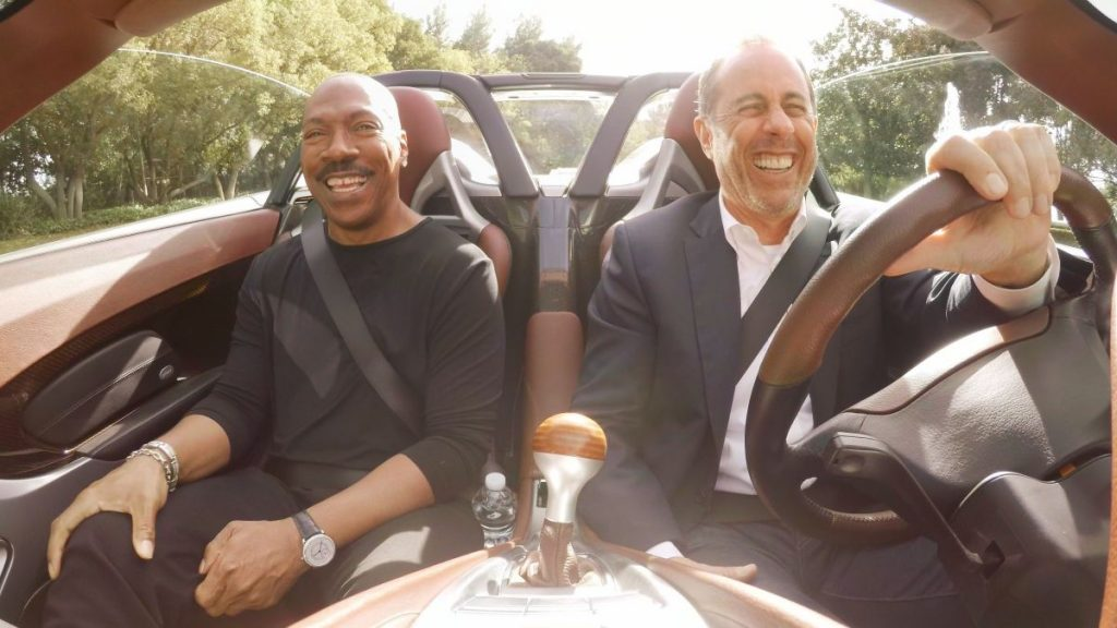 comedians in cars getting coffee seriale comedie netflix