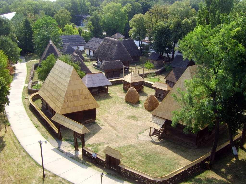 muzeul satului muzee bucuresti