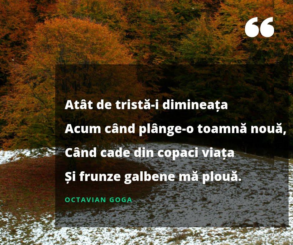 poezii de toamna nichita stanescu