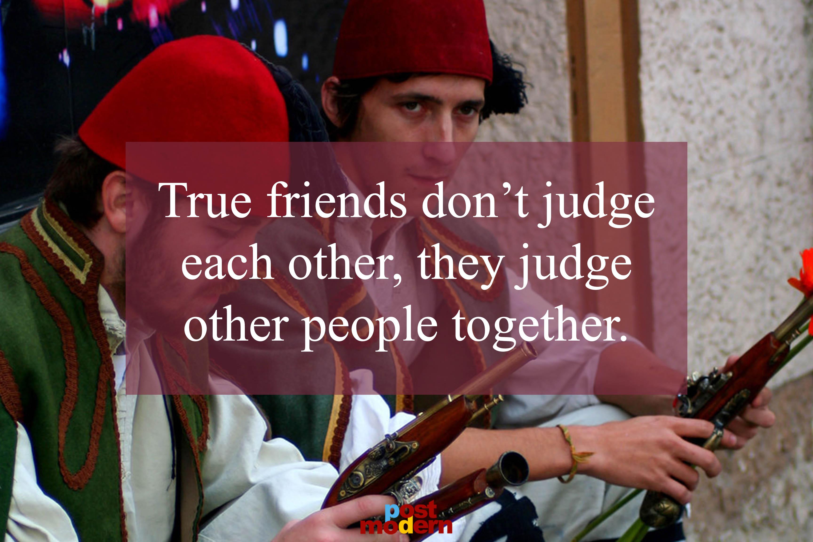 Citate despre prietenie falsa in engleză